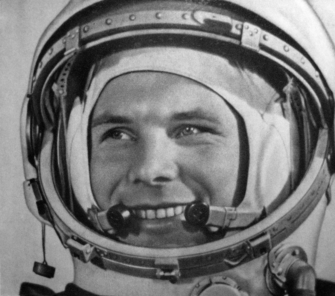 yuri gagarin russian astronaut - photo #7