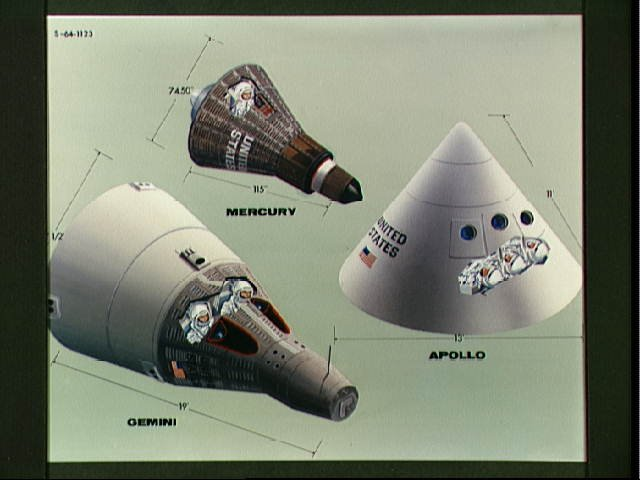 spacecraft gemini - photo #12