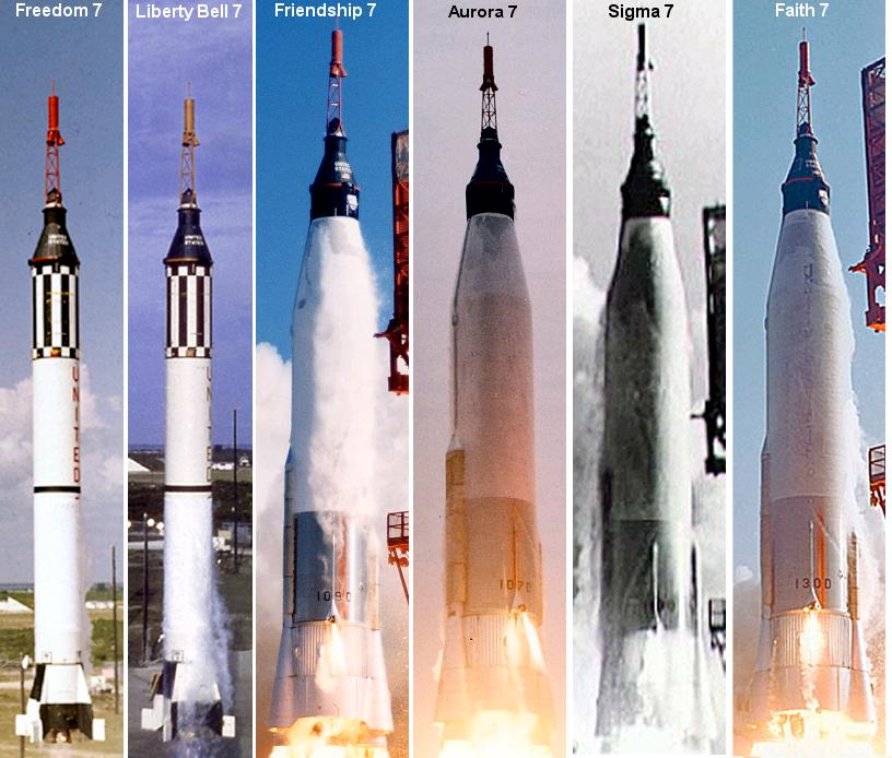 Painting Rockets