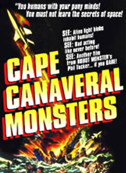 The Cape Canaveral Monsters movie