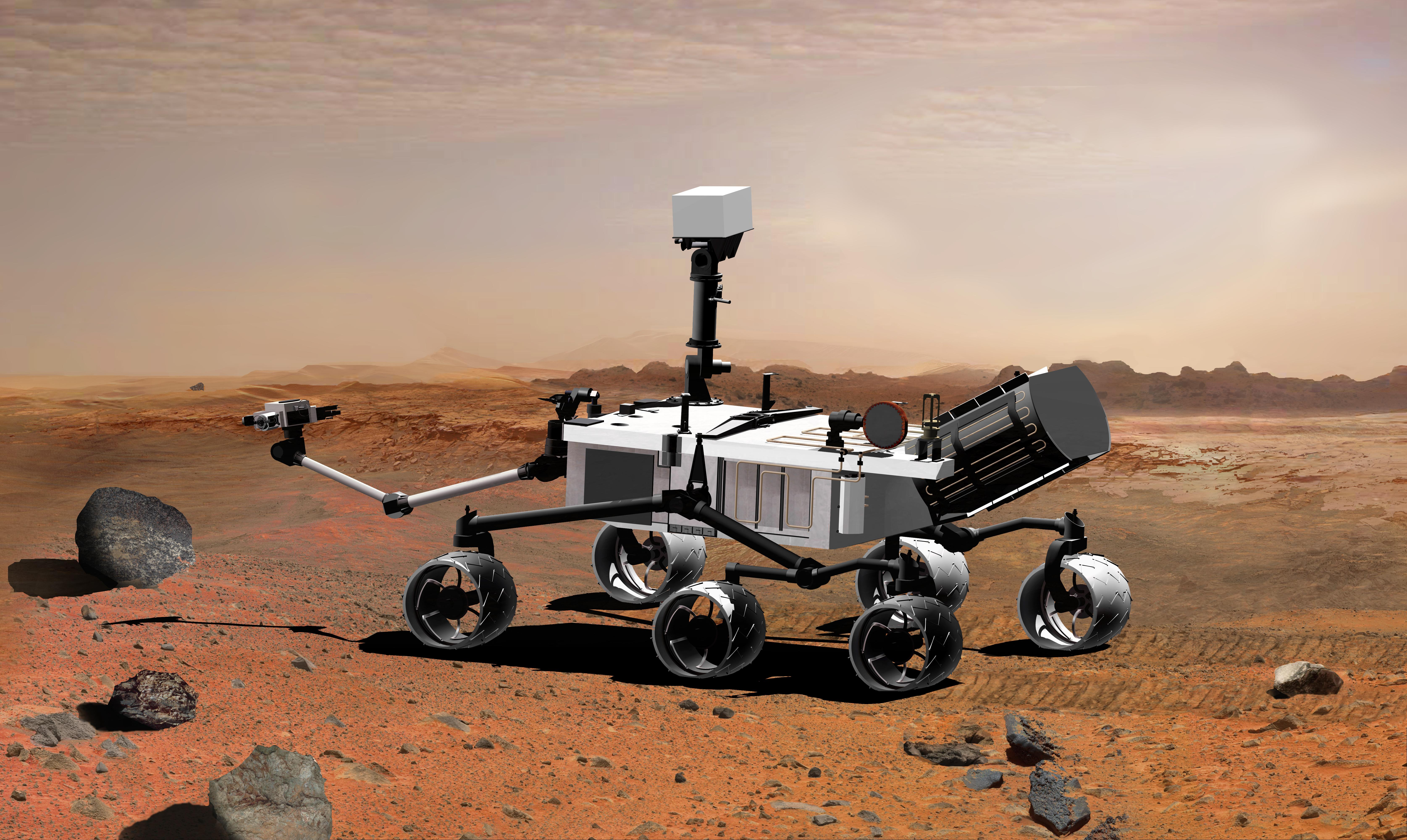 nasa curiosity rover pictures - HD1900×1318
